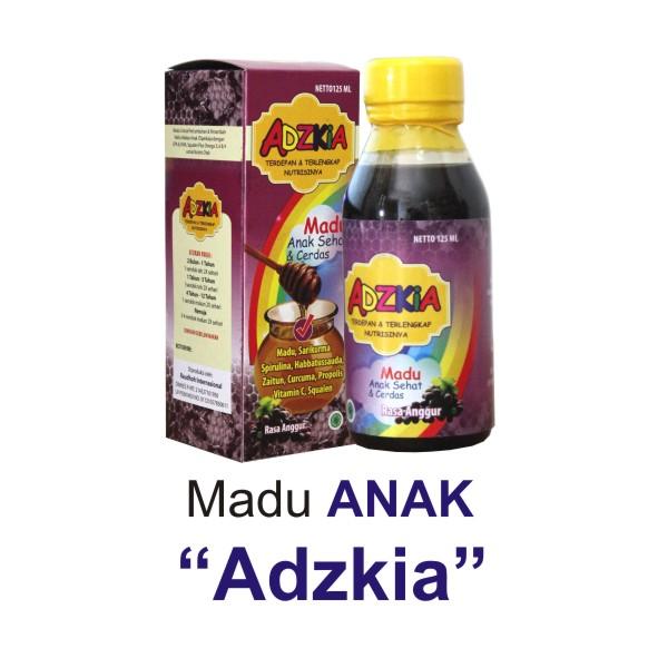 Madu-Anak-Adzkia-Rasa-Anggur