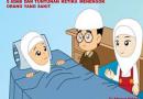 Adab dan Tuntunan Ketika Menengok Orang Sakit