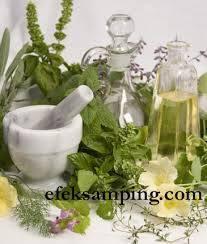 Obat Herbal Tetap Ada Efek Samping