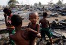 PBB : Bayi dan Anak Muslim Rohingya Ditikam Dengan Pisau