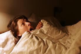 tidur diganggu jin
