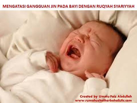 Gangguan jin pada bayi