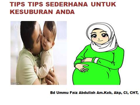 tips kesuburan