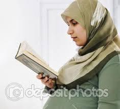 Ruqyah hamil