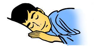 tidur ke kanan