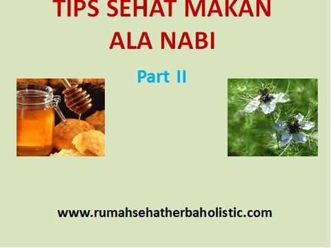 Tips Sehat Makan 2