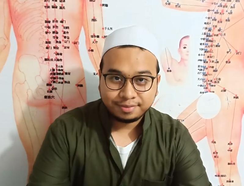 Testimoni Mahasiswa Malaysia Terapi di RSHH